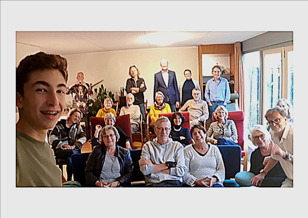 Huiskamerfestival Lelystad 2018